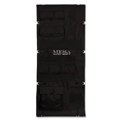 Mesa PDO36 Gun Safe Pocket Door Organizer, Minimum Height 59 1/2″ – 61 1/2″