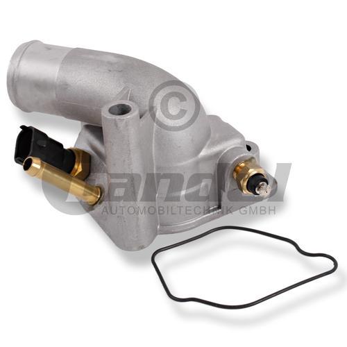Thermostatgehäuse Thermostat 92°c Opel Astra G H Corsa C Meriva Vectra 1,8 16v Thermostat Kühlmittel Opel: 1338001 90536501