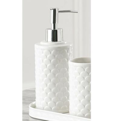 Scala Lotion Soap Dispenser Ivory , Ivory
