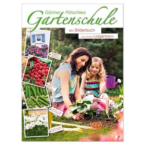 Gartenbuch Gartenschule
