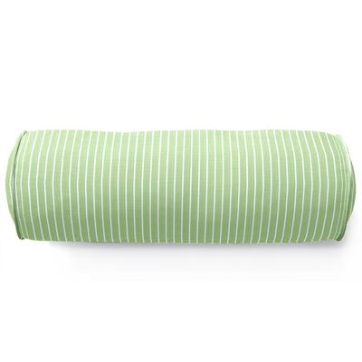 Outdoor Bolster Pillow with Pipi...