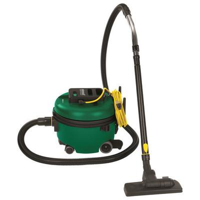 BISSELL BigGreen Canister Vacuum - Green