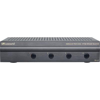 Russound 4-Pair Speaker Selector - SS-4.2