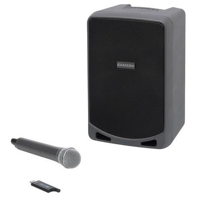 Samson Expedition Wireless PA System - Black - XP106W