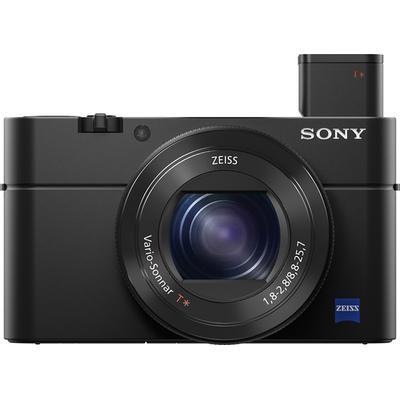Sony Cyber-shot RX100 IV 20.1-Megapixel Digital Camera - Black - DSCRX100M4/B