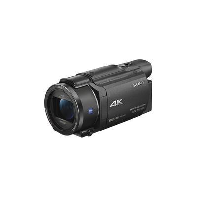 Sony Handycam AX53 4K Flash Memory Camcorder - Black - FDRAX53/B