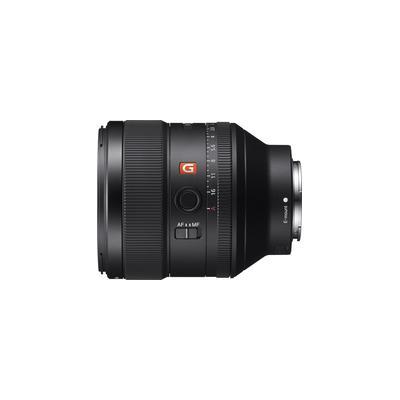 Sony G Master FE 85 mm F1.4 GM Full-Frame E-Mount Mid-range Telephoto Lens - SEL85F14GM