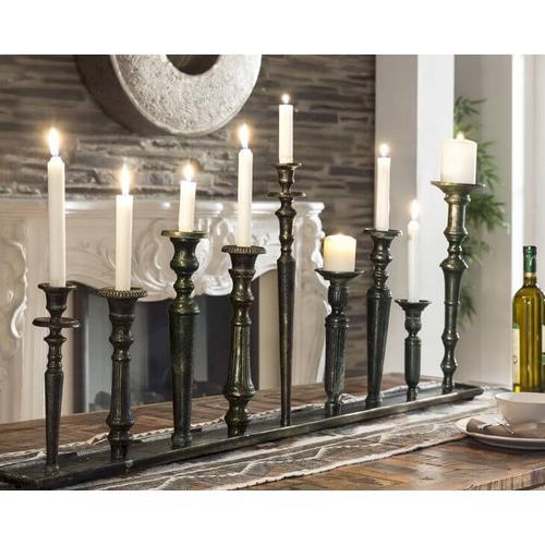 die Faktorei Kerzenhalter für 9 Kerzen 97_082