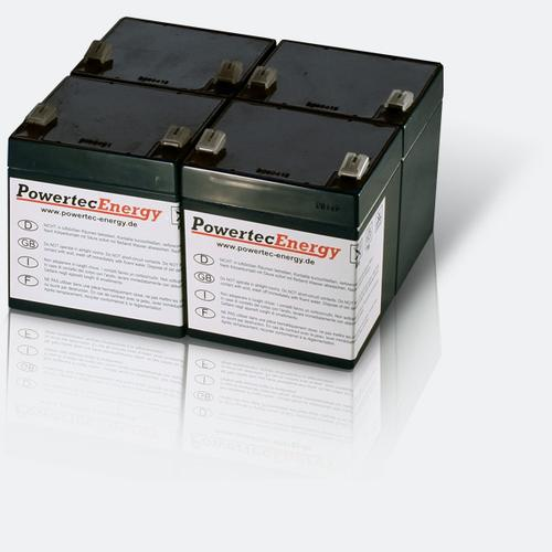 Batteriesatz für Liebert GXT4-1000RT230E