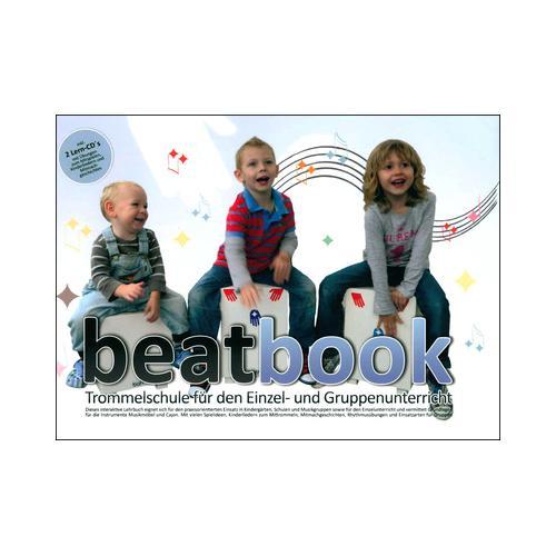 Baff Beatbook Cajon Lehrbuch
