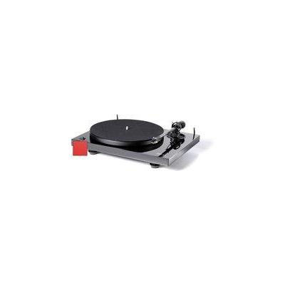 Music Hall mmf-2.3le Limited Edition 2-Speed Audiophile Turntable (Ferrari Red)