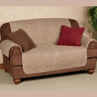 Premier Puff Furniture Protector Loveseat, Loveseat, Harvest Gold