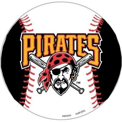 "Fremont Die Pittsburgh Pirates 12"" Car Door Magnet"