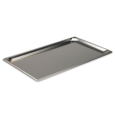 Vollrath 90002 Super Pan 3 Full Size Anti-Jam Stainless Steel Steam Table Tray - 3/4 inch Deep