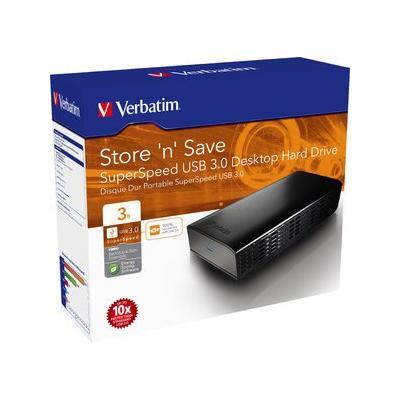 Store 'n' Save - 3 TB, schwarz
