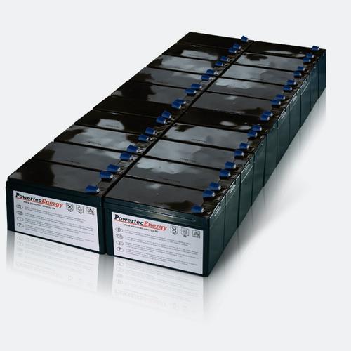 Batteriesatz für CyberPower OL Online OL6000E