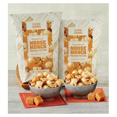 Moose Munch Premium Popcorn Classic Duo