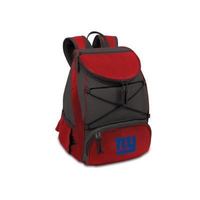 New York Giants PTX Backpack Cooler, Red