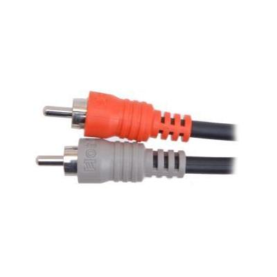 Hosa CPP-202 Dual RCA Cable - 6.6 ft