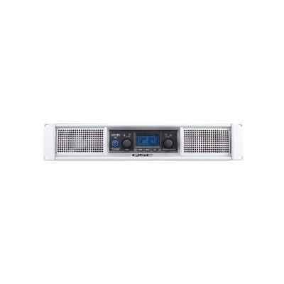 GXD 4 Class D Power Amplifier with DSP