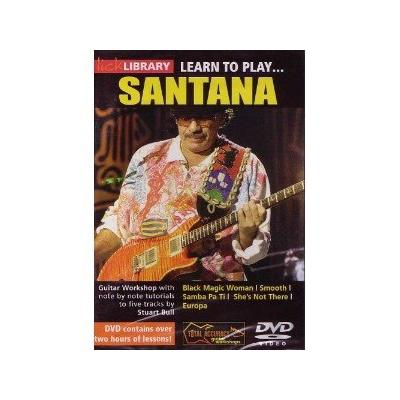Learn to Play Santana (UK Import)