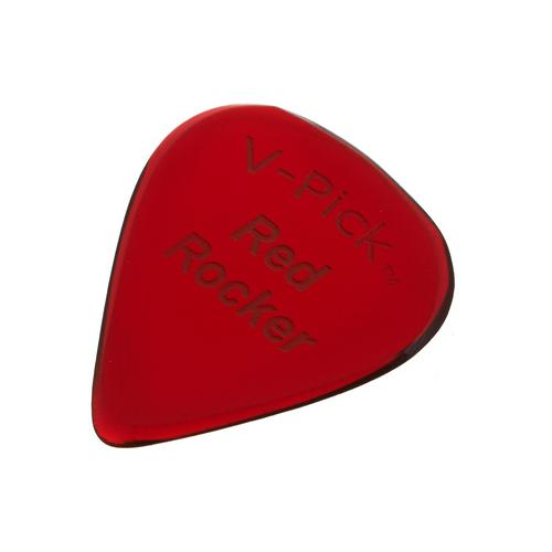 V-Picks Red Rocker