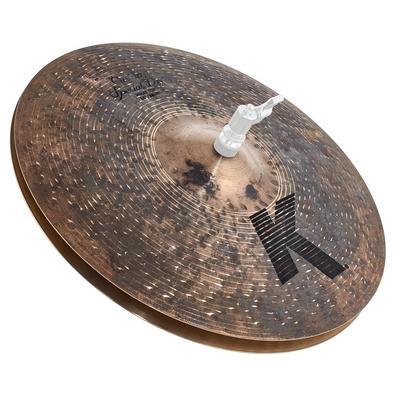 """Zildjian 15"""""""" K Custom Special Dry Hats"""