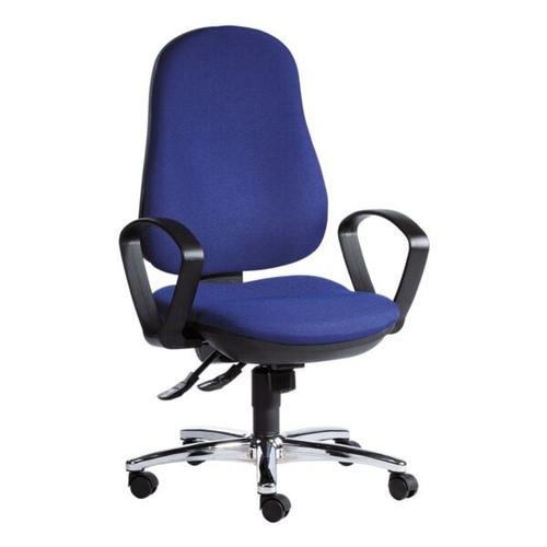 Bürostuhl »Otto Office« mit Armlehnen blau, OTTO Office