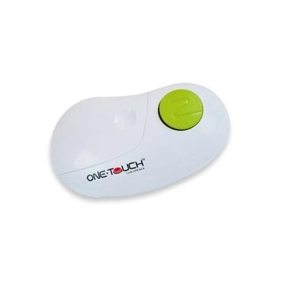 Ouvre-boîte One touch blanc 12,5 cm One Touch