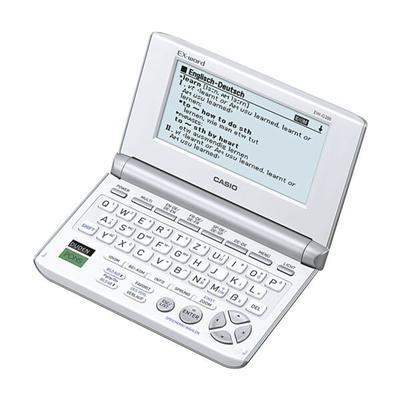 Elektronisches Wörterbuch »EW-G2...