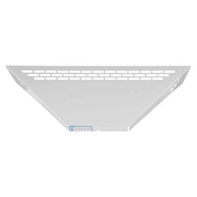 Curtron BL100-W Decorative Silent Fly Trap w/ 15 Watt UV Light, Covers 900 Sq. Ft., White