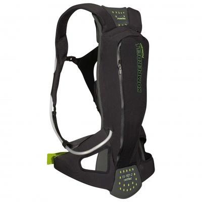 Komperdell - Litepack - Protektor Gr XS schwarz