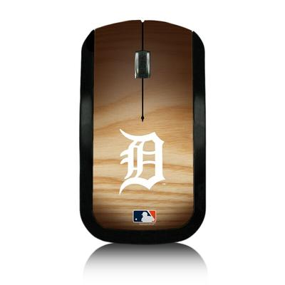 """Detroit Tigers Wood Print Wireless USB Mouse"""