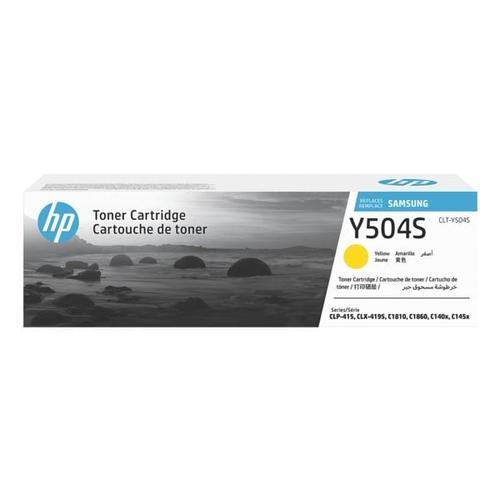 Toner »CLT-Y504S/ELS« gelb, Samsung