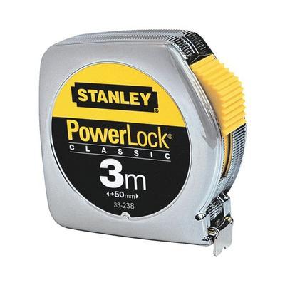 Bandmaß »Powerlock« 3 m verchrom...