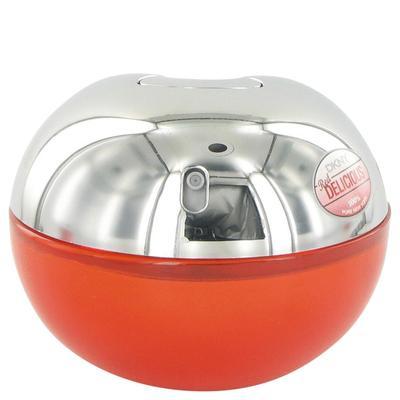 Red Delicious For Women By Donna Karan Eau De Parfum Spray (tester) 3.4 Oz