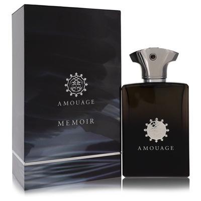 Amouage Memoir For Men By Amouage Eau De Parfum Spray 3.4 Oz