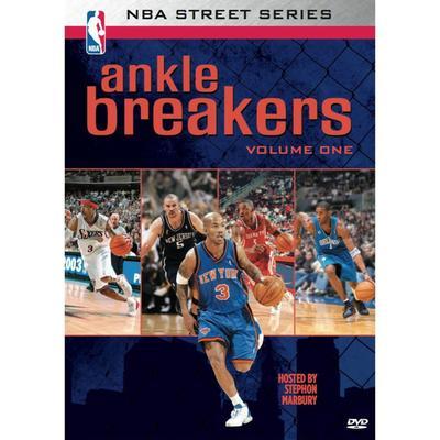 """""""NBA Street Series: Ankle Breakers Volume One DVD"""""""