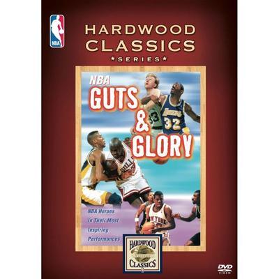 """NBA Hardwood Classics: Guts & Glory DVD"""