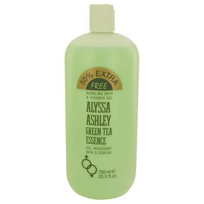 Alyssa Ashley Green Tea Essence For Women By Alyssa Ashley Shower Gel 25.5 Oz