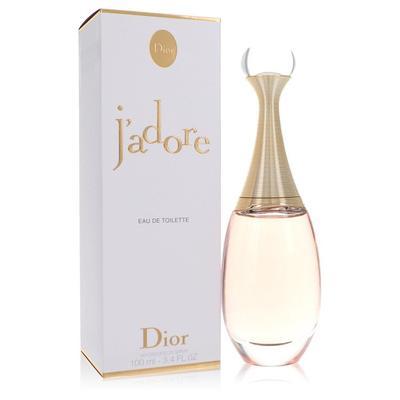 Jadore For Women By Christian Dior Eau De Toilette Spray 3.4 Oz