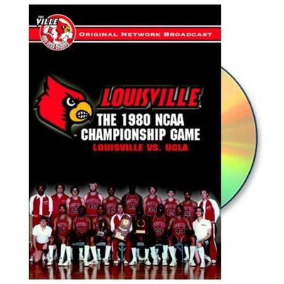Louisville Cardinals 1980 NCAA Men's Basketball Championship Game