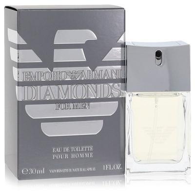 Emporio Armani Diamonds For Men By Giorgio Armani Eau De Toilette Spray 1 Oz