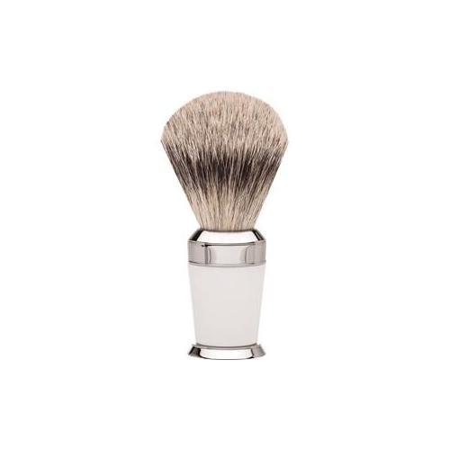 ERBE Shaving Shop Rasierpinsel Premium Paris Rasierpinsel, Silberspitz Weiß 1 Stk.
