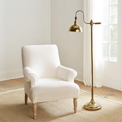 James Floor Lamp - Ballard Designs