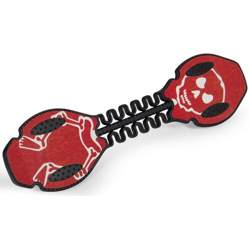 SportPlus Waveboard Mini-Waveboard Skull SP-SB rot Kinder Skateboards Waveboards Kinderfahrzeuge