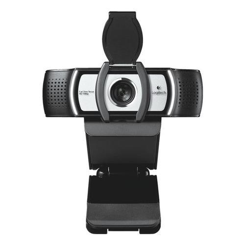 PC-Webcam »HD Webcam C930e«, Logitech, 9.4x4.3x7.1 cm