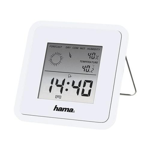 Wetterstation »TH50«, weiß weiß, Hama