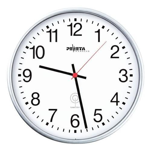 Funk-Wanduhr 51.130.313 Ø 30 cm, Peweta Uhren