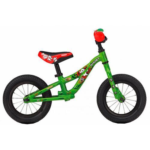 Ghost Kinderfahrrad POWERKIDDY AL 12 K grün Kinder Kinderfahrräder Fahrräder Zubehör